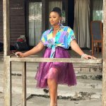 """""""I made a Mistake I do not ever want to repeat"""" Actress, Etinosa speaks up after going nude on Instagram"""