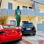 Zlatan Ibile buys himself a House and 2 New Cars ( Photo)