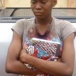 Madam Breaks Her Housemaid's head with a Broken Plate In Asaba, Delta State (Video)