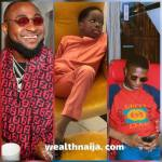 Wizkid's son Boluwatife names Davido among as his favourite artiste In Nigeria (Video)