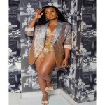 See How Cee-C Showed Up in Super hot Lingerie to Bambam's Lingerie Birthday Party (Photo)