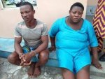 Couple Who Killed Their Son And Buried Him Over Wizard Allegation Paraded With Other Criminals.