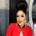 """""""You Reminds Me Of End Time"""" Nigerians React as Bobrisky flashes his 'boobs' in sexy new photo"""