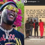 """No Zanku for my show today, 'Now my day is ruined""- Burna Boy Lamented as he pleads with EFCC to release Zlatan and Naira Marley"
