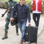 EFCC Arrest Malaysian Over €250m Fraud In Lagos State (Photos)