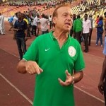 Super Eagles Coach Gernot Rohr Names 25 Man Provisional list ahead of 2019 AFCON in Egypt