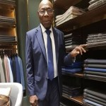 Ex-President Olusegun Obasanjo Rocks in Suit as he Steps Out in Vietnam (Photos)
