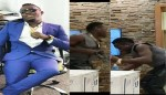 Duncan Mighty Celebrates as he announces wife's Safe Delivery of  their 3rd child (Video)