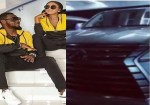 Nigerian Comedian AY gifts himself and his wife, Mabel Makun brand New Cars (Video)