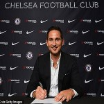 Frank Lampard Appointed As New Chelsea Manager (Photos)