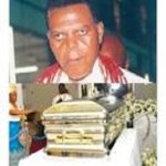 Hoodlums Break into Michael Ibru's Grave to steal his Casket