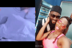 """BBNaija 2019: Gedoni and Khafi Caught """"Making Out"""" last night After he revealed he'll date her outside the BigBrother House (Video)"""
