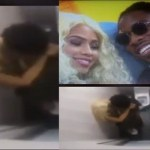 BBNaija 2019: Leaked!!! Mercy and Ike Caught Making Out in the Toilet (Video)