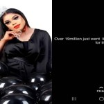 Bobrisky Reveals he lost Over 19million Naira Over his Failed Birthday Bash Yesterday (Photos)