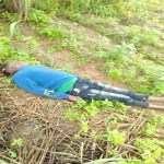 Lifeless Body of A Young Boy Discovered in the bush in Benue State ( Photos)