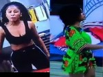 BBNaija 2019: Mercy and Tacha get into a fight (Video)