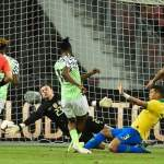 Super Eagles of Nigeria Held to a 1-1 Draw By Brazil in An international Friendly