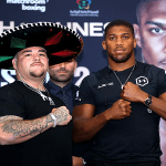 Anthony Joshua Set to Pocket $85million from his Rematch with Andy Ruiz Jnr,  Dec 7 2019, in Diriyah, Saudi Arabia