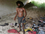 Suspected Ritualist Disguised As A Madman Apprehended in Delta State