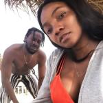 Simi & Adekunle Gold Celebrate their Wedding Anniversary in Cape Verde (Photos)