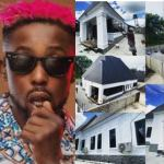 Nigerian Rapper, Erigga shows off his New Mansion (photos)