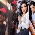 "Bobrisky shows up at his father's birthday in Male Outfit, ""No Nails, No wig"" (Photos & Video)"