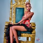 Reigning queen of DMBG Adesina Ololade Ruby