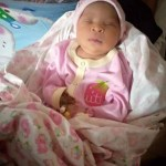 Nigerian Lady Welcomes a Baby Girl after 22 years of Marriage (Photo)
