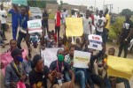 Undergraduates in Kwara State, stage Protest to demand for Reopening of Higher Institutions