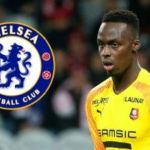 Chelsea complete £22m signing of Senegalese goalkeeper Edouard Mendy from Rennes