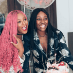 DJ Cuppy reveals that she and her sister, Tolani are single