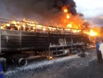 Fuel Tanker Explosion Kills 6 people in Niger State (Photos)