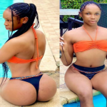 Nigerian male cross-dresser, Daniel Anthony aka Jay boogie flaunts his curves in New photos