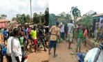 "Angry Youths Protest Over Mysterious ""Disappearance of Manhood"" in Benue State (Photos)"