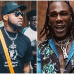 Nigerian Superstars, Burna Boy & Davido allegedly clash at Ghanaian Nightclub (video)