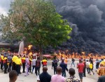 Fuel Tanker Explodes in Lagos State