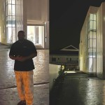 Don Jazzy shows off his New Mansion
