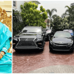 E-Money gifts his friends luxury cars on his birthday (Photos)