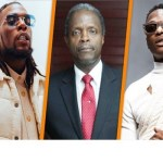 FG will support talented stars like Burna Boy, Wizkid with N300m loan – VP Osinbajo