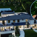Rihanna bought $13.8Million Mansion in Beverly Hills (See Photos)