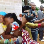 Human trafficking Victim Reunites with her Mother in Akwa Ibom State after 20 years (Photos)