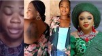 """""""I feel like killing Myself"""" – Lady who tattoed Bobrisky on her body, now homeless, begs for help"""