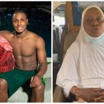"""""""No 'up NEPA' in UAE,"""" I prefer it to UAR — Footballer, Odion Ighalo's mother says (Video)"""