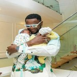 Nigerian Singer, Kizz Daniel gifts his two sons a 2-bedroom luxury Penthouse, reveals they were actually triplets
