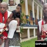 Pastor arrested with human skull In Cross River State (Photos)