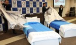 Tokyo Olympics installs cardboard beds to prevent athletes from engaging in sexual activity