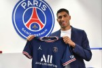 PSG sign Moroccan Defender, Achraf Hakimi from Inter Milan in deal worth up to €70m