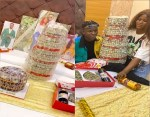 Young Lady spoils her boyfriend with Sumptuous Romantic birthday Surprise (Videos & Photos)