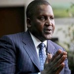 Dangote ranked 117th in latest global billionaires index, with a Net worth of $17.8bn