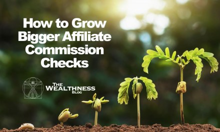 How to Grow Bigger Affiliate Commission Checks